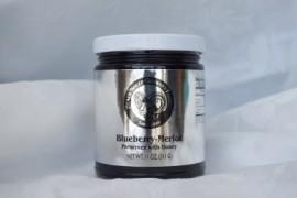 Blueberry-Merlot Preserves with Honey