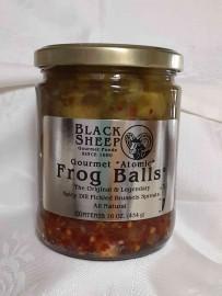 Gourmet Atomic Frog Balls